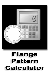 Flange Pattern Calculator